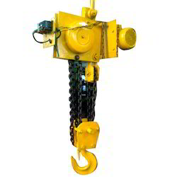 Motorised Chain Pulley Block