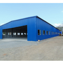 FAISAL SHINE Warehouse Roofing Sheet