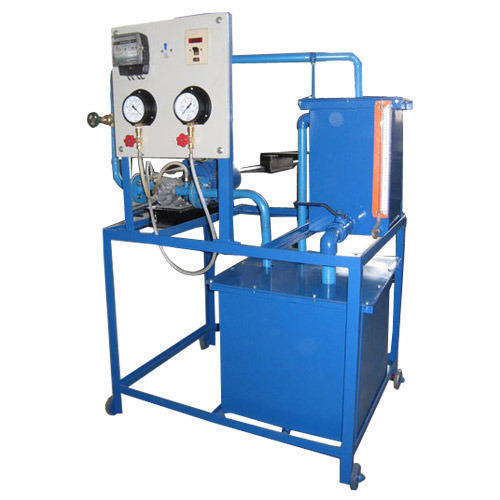 fluid machinery lab equipments centrifugal pump test rig rh indiamart com Centrifugal Pump Animation Centrifugal Pump Parts