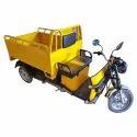 Jessun Yellow E Rickshaw Loader