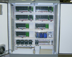 Control Panels and SCADA Interface