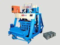 Solid Hydraulic Block Making Plant