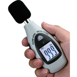 Sound Meter Calibration