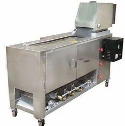 Nano Semi Automatic Chapati Making Machine