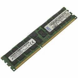 P/N-49Y1563 IBM (1X16GB) 1333MHZ PC3-10600 Dual Rank X4  ECC Registered DIMM Genuine Memory