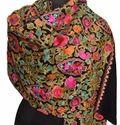 Embroidered Woollen Shawls