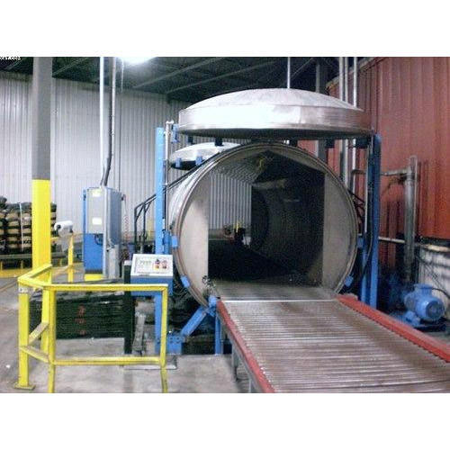 Industrial Autoclave - Tyre Curing Autoclave Manufacturer from