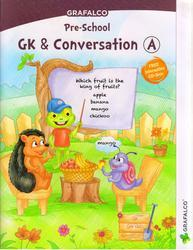 Grafalco GK and Conversation A Book With VCD