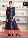 Berry Bloom by Kessi Fabrics (Lehenga Style Suits)