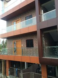 Residential ACP cladding