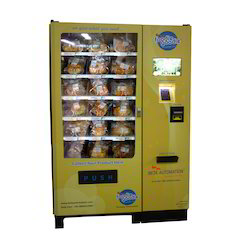 Smart Bread Vending Machine