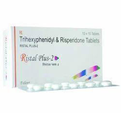 Trihexyphenidyl & Risperidone Tablets