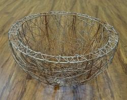 Iron Wire Storage Basket