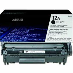 HP Black Original LaserJet Toner Cartridge