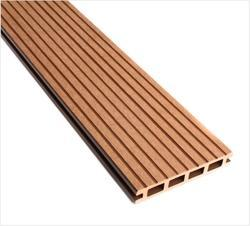 WPC Exterior Floor Decking (Groove Finish) - Walnut