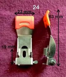LED Clip Metal Clip with Orange Sleeve 24