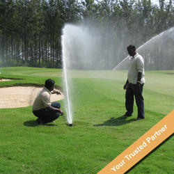 Irrigation Systems Golf Course