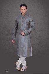 Fashionable Kurta With Churidar
