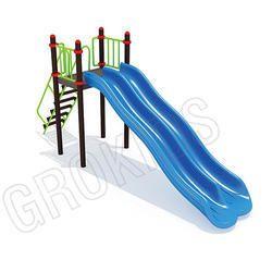 Double Wavy Slide