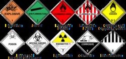 Hazardous Material Cargo Shipping Services