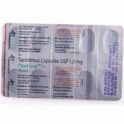 Tacrolimus Capsules 1.0mg