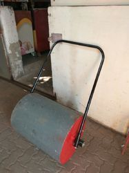 Manual 500 Kgs Push Pull Cricket Pitch Hand Roller
