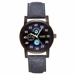 Vespl Casual Analogue Multicolour Dial Men's Watch (VW1011)