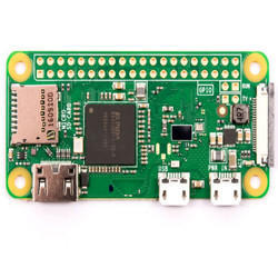 Raspberry PI Zero W Development Board With Case