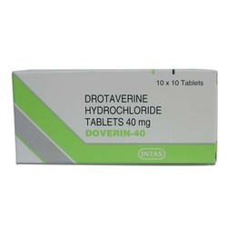 Doverin - Drotaverine Tablet