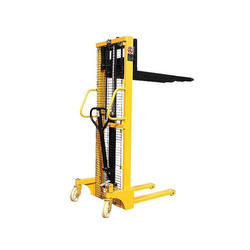 Manual Hydraulic Pallet Stacker