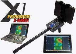 DRS Proradar X1 3D Gold Metal Detector