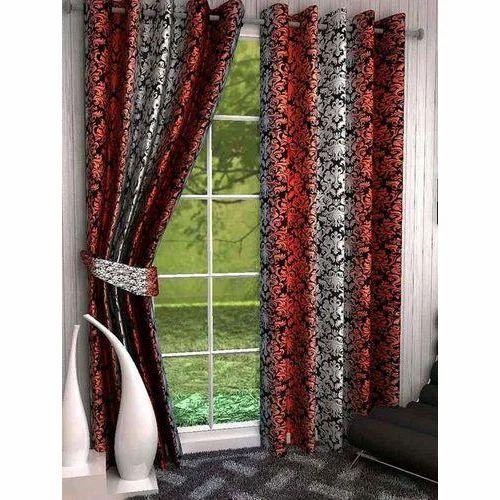 Living Room Door Curtain