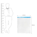 Vacuum Store Bags Size 70 cm x 100 cms ( Large ) - Hand Pump Free