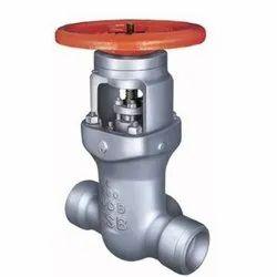 Ksb Pressure Seal Globe Valve