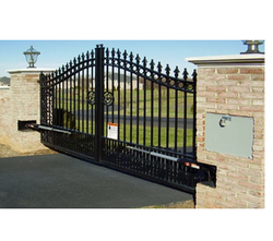 Automatic Swing Gate Auto Swing Gate Suppliers Traders