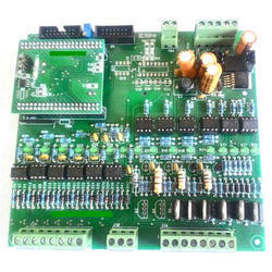 Stepper Motor Controller Card