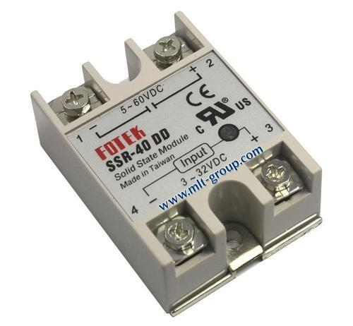 Electronic Components DC Solid State Relay Manufacturer from Pune