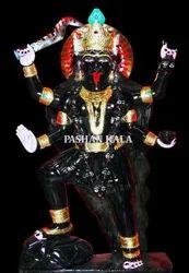 Black Marble Kali Mata Statues