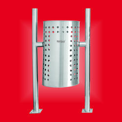 Hanging Open Perforated Bin
