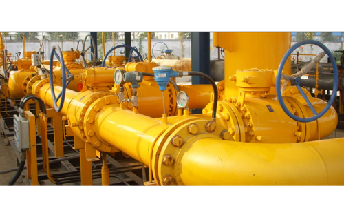 Ng Lpg Pressure Production And Metering Skids Pressure
