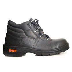 Tiger Leopard Safety Shoes