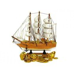 Fengshui Ship for Wealth