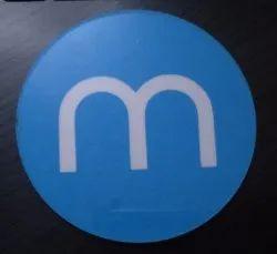 Promotional MDF (Wooden) Fridge Magnet