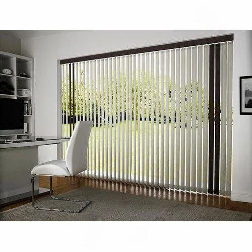 Office Slat Window Blind