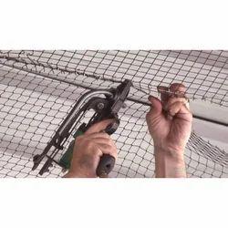 Bird Net Installation