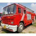 Emergency Fire Fighting Vehicle