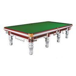 Snooker Table With 12 Pcs Tip