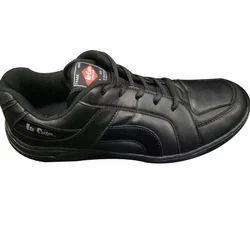 Black Lee Cooper School Shoes, Rs 1999