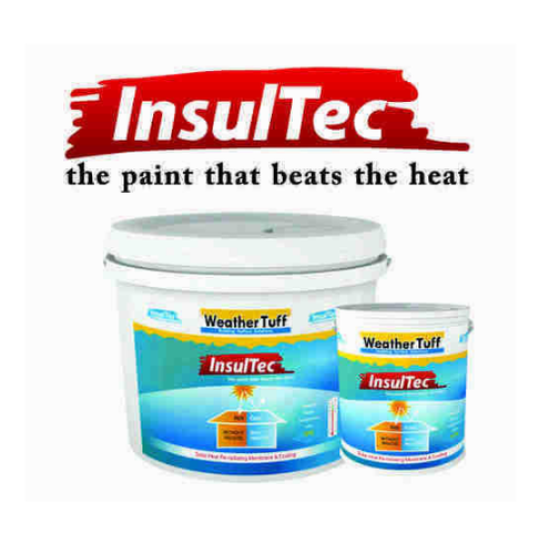 Solar Heat Reflective Paint Manufacturer From Ahmedabad