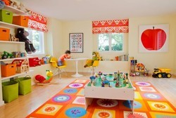 Playschool Interior designing